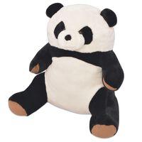 vidaXL Kuscheltier Panda XXL 80 cm