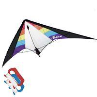 RHOMBUS Aufklappbarer Drachen Stunt Intro 160 163x67 cm 0911312