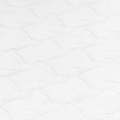 vidaXL Matratzenauflage 90 x 200 cm Kaltschaum Ei-Profil 6 cm