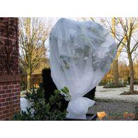 Nature Frostschutzvlies Hülle 30 g/m² Weiß 1x10 m
