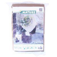 Nature Frostschutzflies Hülle 60 g/m² Beige 2×5 m