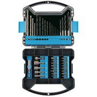 Draper Tools 41-tlg. Bohrer- und Bit-Satz