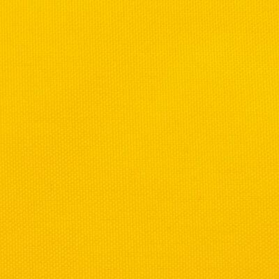 vidaXL Sonnensegel Oxford-Gewebe Rechteckig 3x4 m Gelb