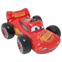 Intex Aufblasbares Auto Cars Ride-on Rot 84x109x41 cm