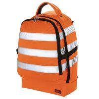 Toolpack Werkzeugrucksack Hochsichtbar Guard Orange und Schwarz