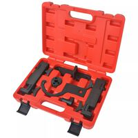 vidaXL Motorsteuerwerkzeug-Set für Jaguar & Land Rover V8 5,0 L