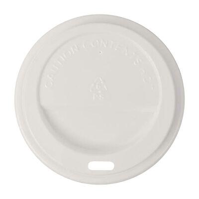 vidaXL 1000 Stk. Deckel für Einweg-Kaffeebecher Kunststoff 80 mm