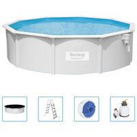 Bestway Hydrium Swimmingpool-Set 460x120 cm