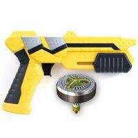 Silverlit Kreisel Blaster Mad Single Shot Sandstorm Gelb