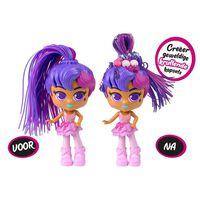 Silverlit Curli Girls Ballerina-Puppe Hayli
