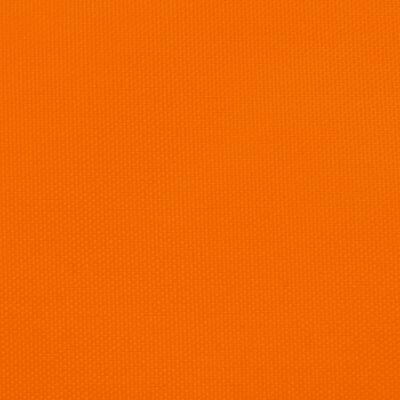 vidaXL Sonnensegel Oxford-Gewebe Rechteckig 2,5x3,5 m Orange