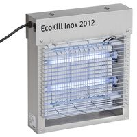 """Kerbl Fliegenvernichter """"EcoKill Inox 2012"""" Silber Stahl 299930"""