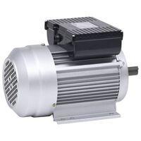 vidaXL Einphasen-Elektromotor Aluminium 1,5kW/2PS 2 Pole 2800 U/min