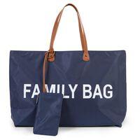 CHILDHOME Wickeltasche Family Bag Marineblau