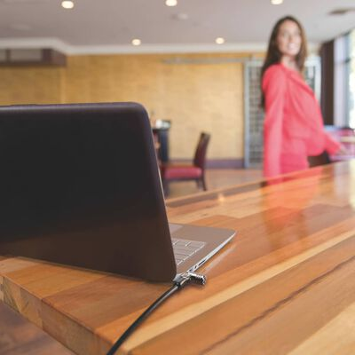Kensington Laptopschloss mit Schlüssel MicroSaver 2.0
