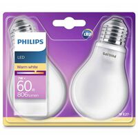 Philips LED Lampen 2 Stk. Classic 7 W 806 Lumen 929001243031