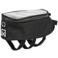 Willex Fahrrad-Rahmentasche 1200 2 L Schwarz