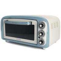 """Ariete Oven """"Vintage"""" Blue 18 L"""