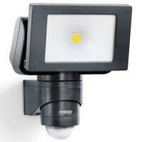 Steinel Sensor-Außenstrahler LS 150 LED Schwarz 052546