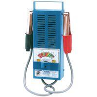 Draper Tools Batterietester 100 Amp Blau
