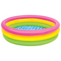Intex Sunset Aufblasbarer Pool 3 Ringe 114x25 cm