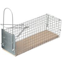 Nature Ratten-Lebendfalle 27,5 x 9,5 x 9,5 cm 6060105