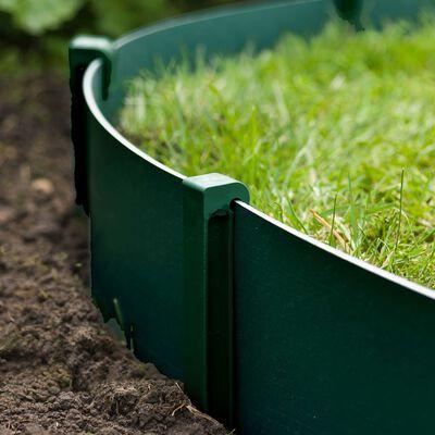 Nature Garten-Bodenanker 10 Stk. Grün