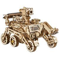 Robotime Solarbetriebenes Auto Modellbausatz Curiosity Rover