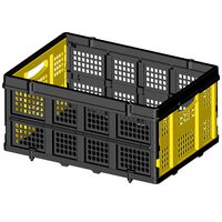 Stanley Klappbox für Sackkarren 25 kg SXWTD-FT505