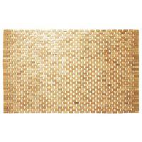 Sealskin Badematte Woodblock 52x90 cm Natur