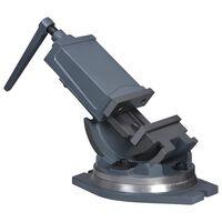 vidaXL 2-Achsen-Schraubstock Kippbar 160 mm