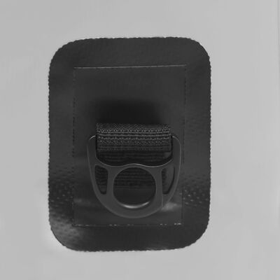vidaXL Trockensack Grau 30 L PVC