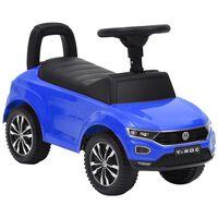 vidaXL Kinderauto Volkswagen T-Roc Blau