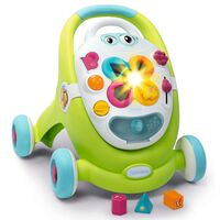 Smoby Cotoons 2-in-1 Lauflernwagen