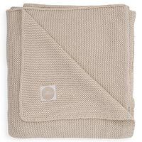 Jollein Decke Basic Knit 100x150 cm Nougat