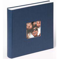 Walther Design Fotoalbum Fun 30x30 cm Blau 100 Seiten