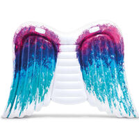 Intex Luftmatratze Angel Wings Mat 58786EU