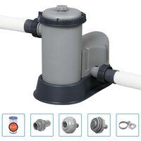 Bestway Flowclear Pool-Filterpumpe 5678 L/h