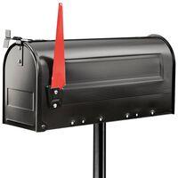 BURG-WÄCHTER Briefkasten Modell US-Box 891 S