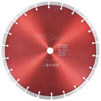 vidaXL Diamant-Trennscheibe Stahl 300 mm