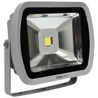 YATO LED-Strahler 80 W Grau
