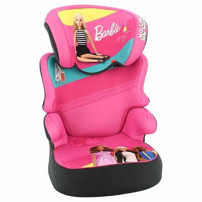 Mattel Autositz Befix Barbie Gruppe 2+3 Rosa