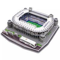 Nanostad 160-teiliges 3D Puzzle Santiago Bernabéu PUZZ180051