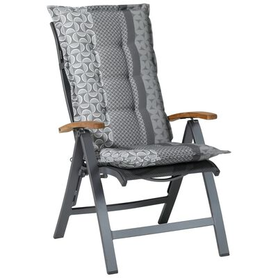 Madison Hochlehner-Auflage Pasa 123x50 cm Grau