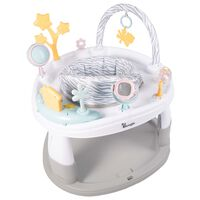 Bo Jungle Baby-Spielcenter B-Joyful Pastell Mehrfarbig