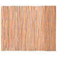 vidaXL Bambuszaun 100x600 cm
