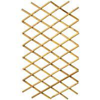 Nature Garten-Rankgitter 45x180 cm Bambus 6040720