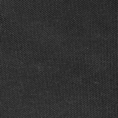 vidaXL Sonnensegel Oxford Gewebe Dreieckig 5 x 5 x 5 m Anthrazit