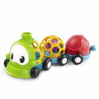Oball Spielzeug-Zug für Kleinkinder Griffig