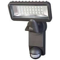 Brennenstuhl LED-Strahler Premium City SH2705 PIR 18 W 10 m IP44